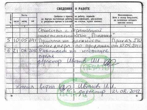 За просрочку замены паспорта штраф