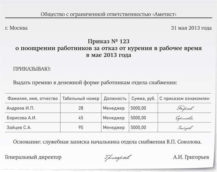 положение о штрафах в организации образец - фото 8