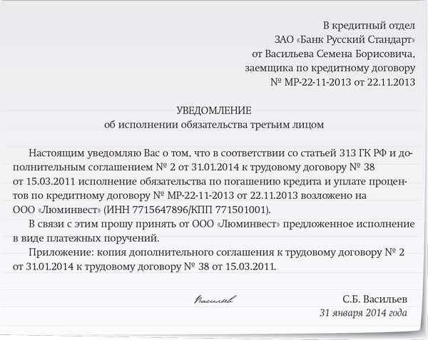 письмо о просрочке платежа образец - фото 3