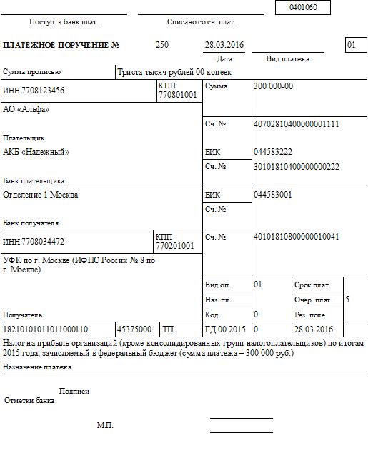 КБК 2016: коды бюджетной классификации (КБК) на 2016 год